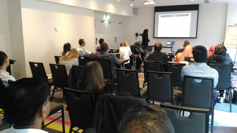 Photos of Multivariate Statistics and Stochastic Analysis in Sydney #41