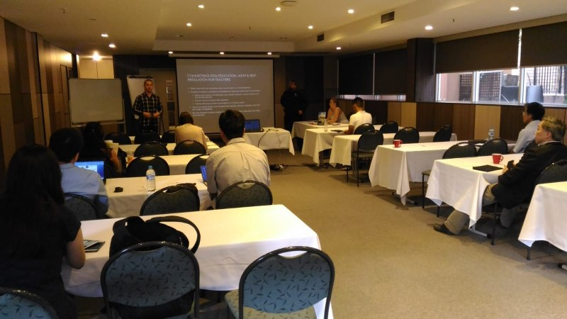 Photos of Building Simulation and Optimization in Sydney #17