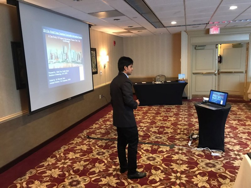 Photos of Advances in Environmental Engineering and Water and Wastewater Management in Boston #10