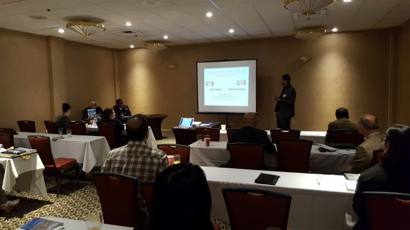 Photos of Teleinformatics, Information Technologies, Data Management and Modeling in Vancouver #39