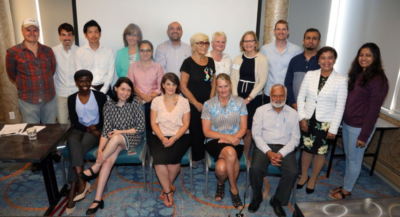 Photos of Epigenomics and Inheritance of Epigenome Variants in Cape Town #49