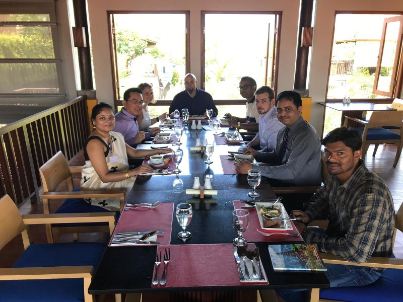 Photos of Advances in Geodesy and Geomatics Engineering in Bali #3