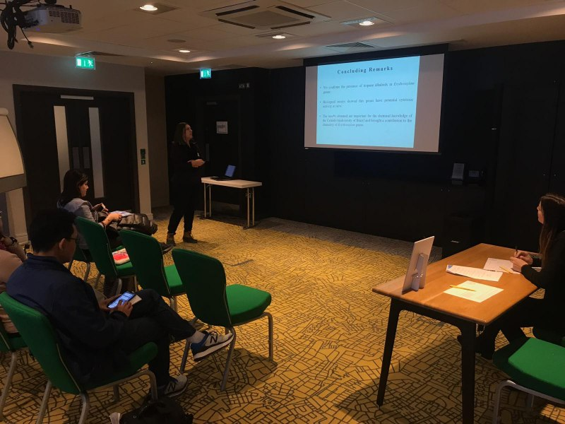 Photos of Psycholinguistic and Applied Corpus Linguistics in London #44