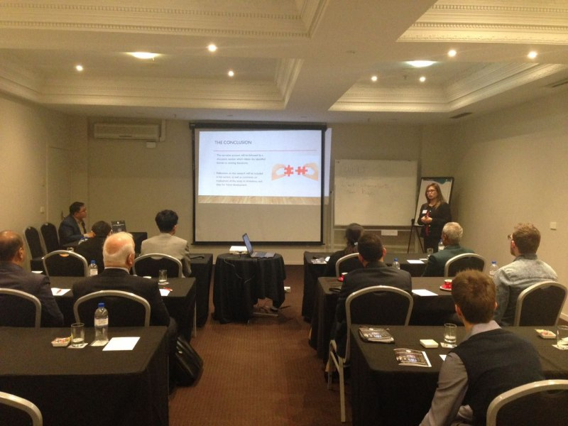 Photos of Biopharmaceutical Process Development and Mechanistic Modeling in Melbourne #19