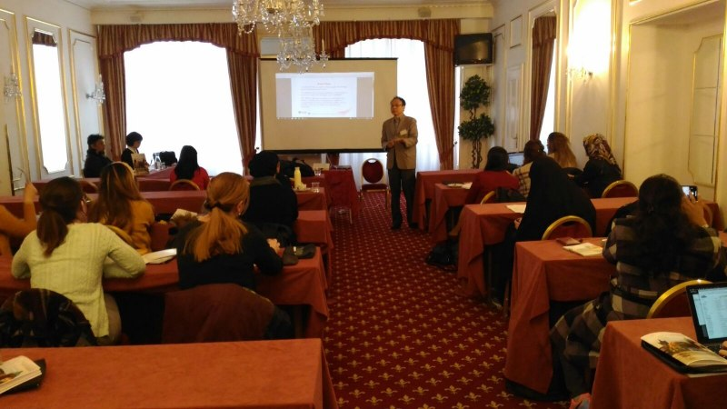 Photos of Veterinary Parasitology and New Technologies in Prague #41