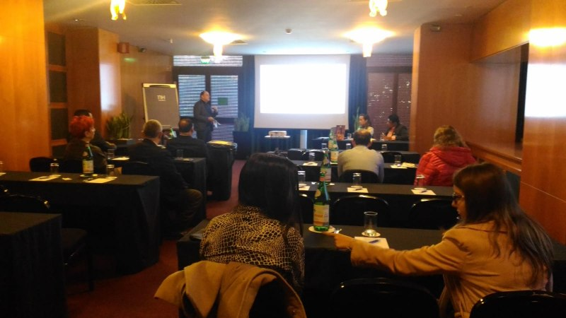 Photos of Advanced Nonwoven Composites in Rome #10