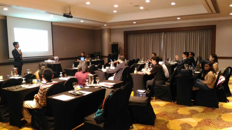Photos of Biosensors and Nanobiotechnology in Singapore #26