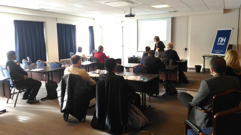 Photos of Advanced Network Forensics in Amsterdam #48