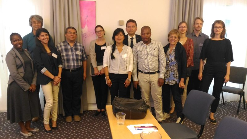 Photos of Fundamentals of Model-Based Diagnosis in Copenhagen #19
