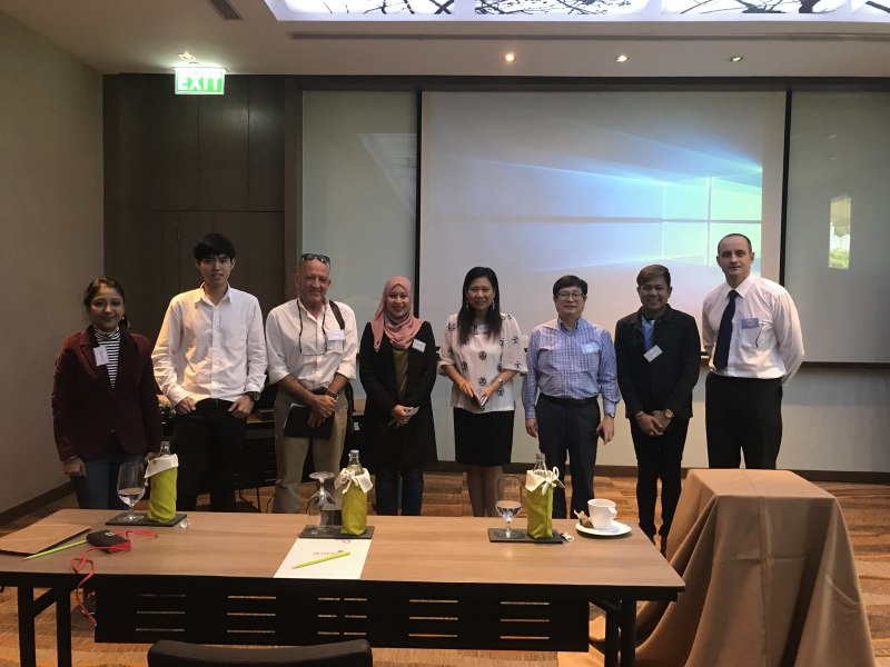 Photos of Advanced Commutative Algebras and Cryptography in Bangkok #26