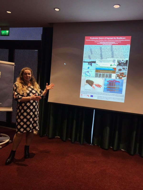 Photos of Bioengineering in Water and Agricultural Microbiology in Helsinki #41