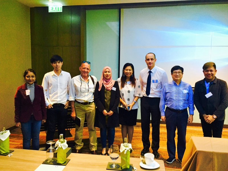 Photos of Advanced Commutative Algebras and Cryptography in Bangkok #27