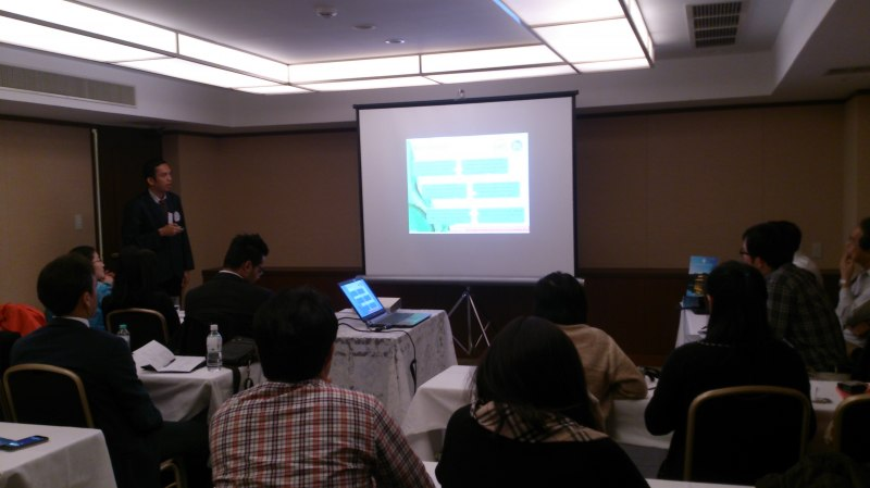Photos of Advances in Quality Management in Kyoto #2