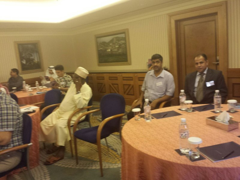 Photos of Functional Informatics and Personalized Medicine in Jeddah #9