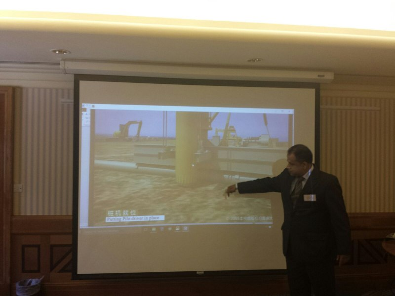 Photos of Geodetic Remote Sensing in Jeddah #7