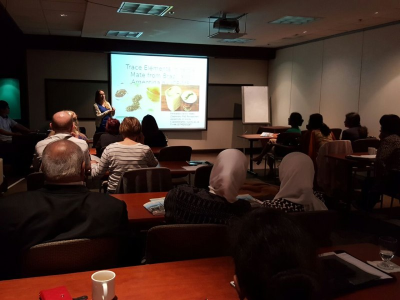 Photos of Microbial Informatics and Applications in Toronto #13