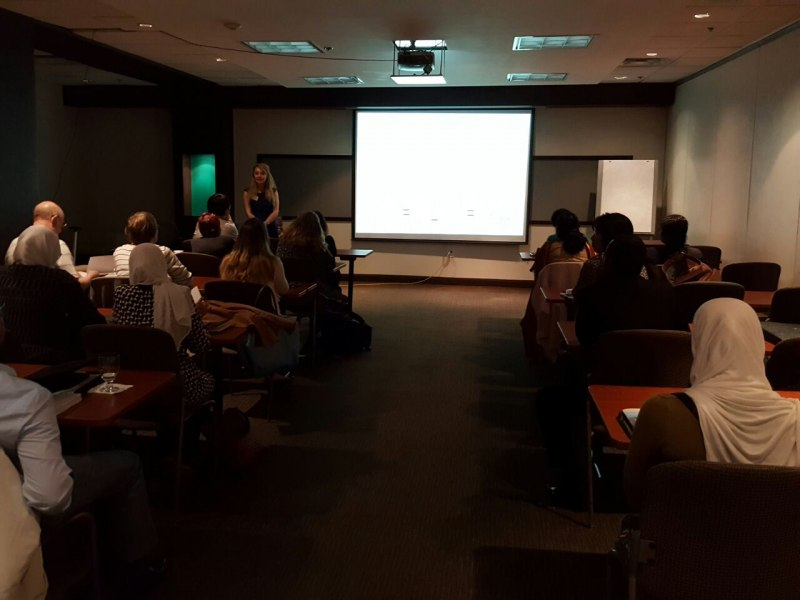 Photos of Cancer Molecular Imaging and Radioligand Screening in Toronto #20