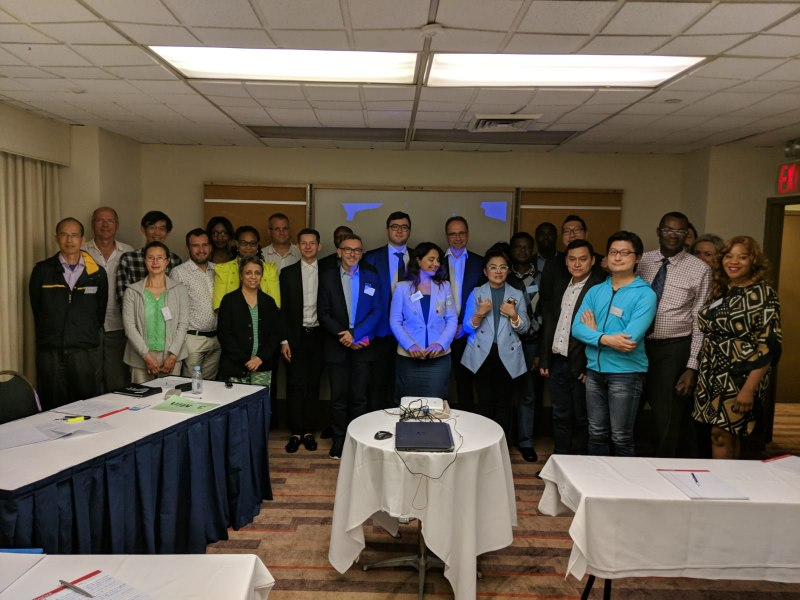 Photos of Heterocycles in Medicinal Chemistry, Synthesis and Analysis in New York #23