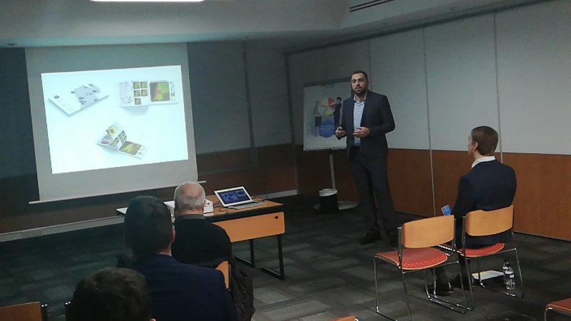 Photos of Technologies for Fiber Lasers in Barcelona #4