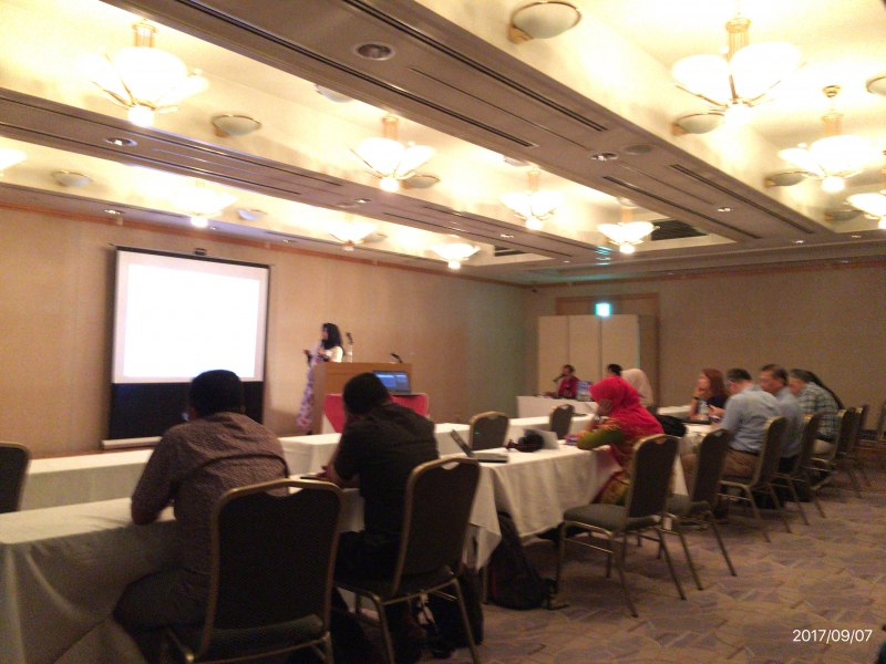 Photos of Issues in Social Sciences in Africa in Tokyo #42