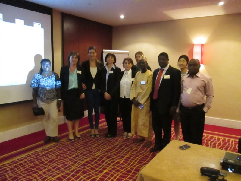 Photos of Biomimetic Material Synthesis and Oxidation Catalysis in Dubai #15