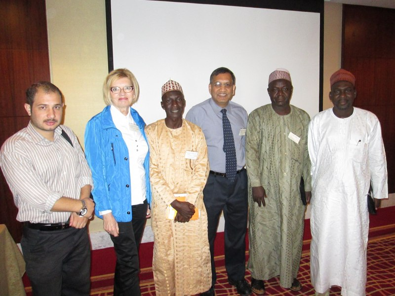 Photos of Recent Advances in Organic, Bioorganic and Medicinal Chemistry in Dubai #1