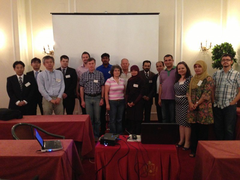 Photos of Veterinary Parasitology and New Technologies in Prague #1