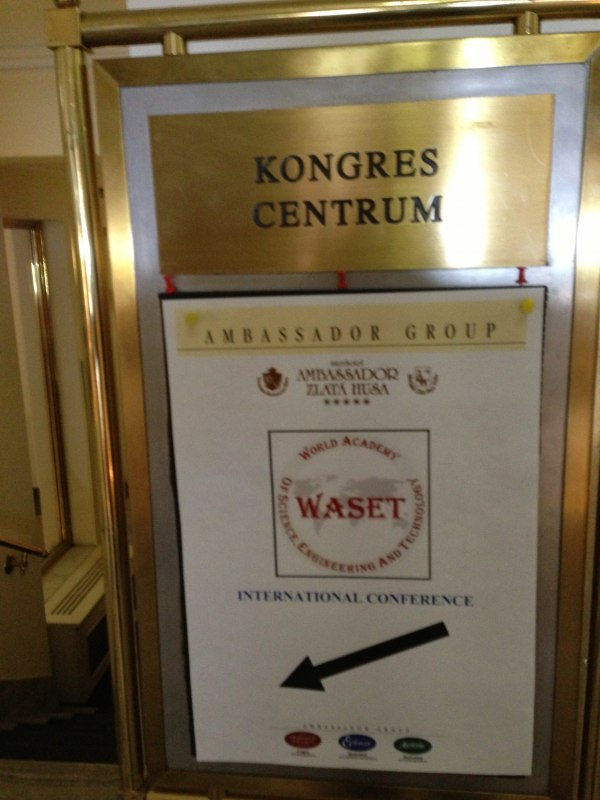 Photos of Veterinary Parasitology and New Technologies in Prague #2