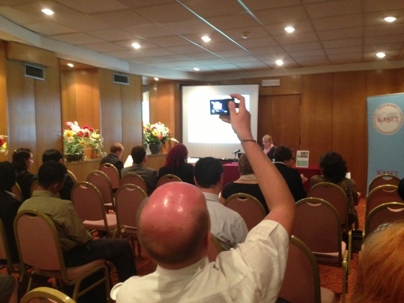 Photos of Experimental Geophysics and Geology in Rome #2