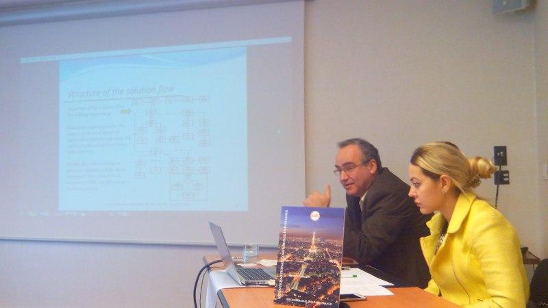 Photos of Advances in Neurobioengineering in Paris #1