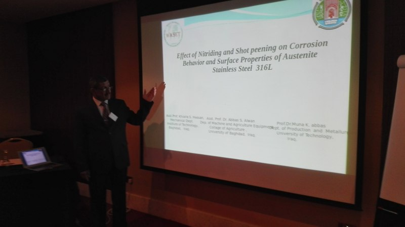 Photos of Biomimetic Material Synthesis and Oxidation Catalysis in Dubai #16