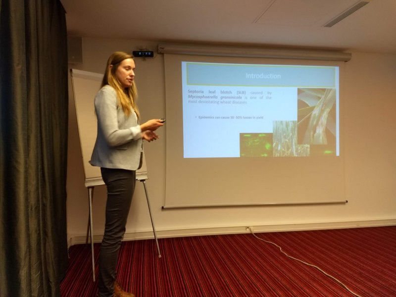 Photos of Agricultural Operations Management and Information Technologies in Paris #47