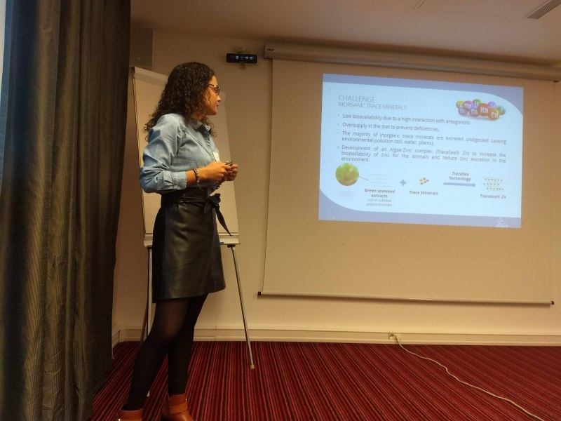 Photos of Agricultural Operations Management and Information Technologies in Paris #46
