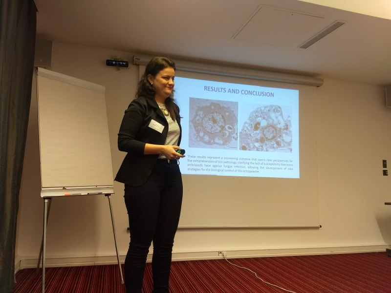 Photos of Advances in Cereal Biotechnology in Paris #45