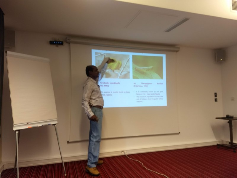 Photos of Advances in Cereal Biotechnology in Paris #42