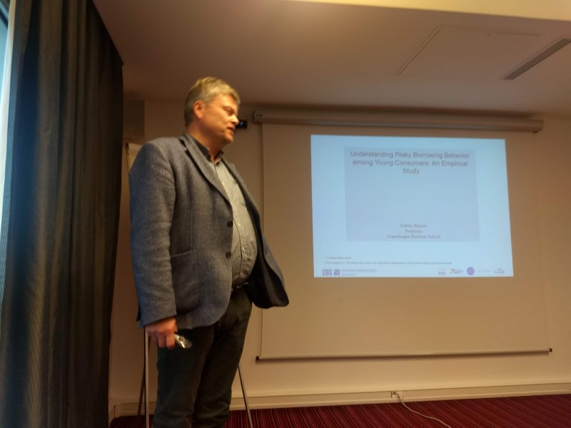 Photos of Statistical Genetics and Bioinformatics in Paris #41