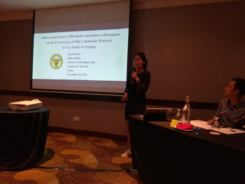 Photos of Cognitive Science of Religion in Singapore #24