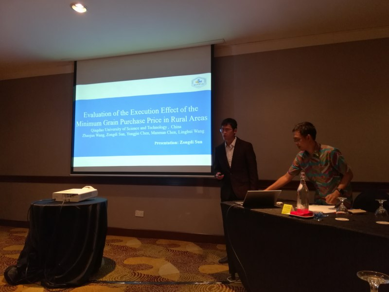Photos of Statistical Mechanics and Regression Analysis in Singapore #21