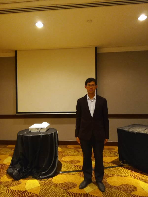 Photos of Mathematical Modelling and Numerical Simulation in Singapore #18