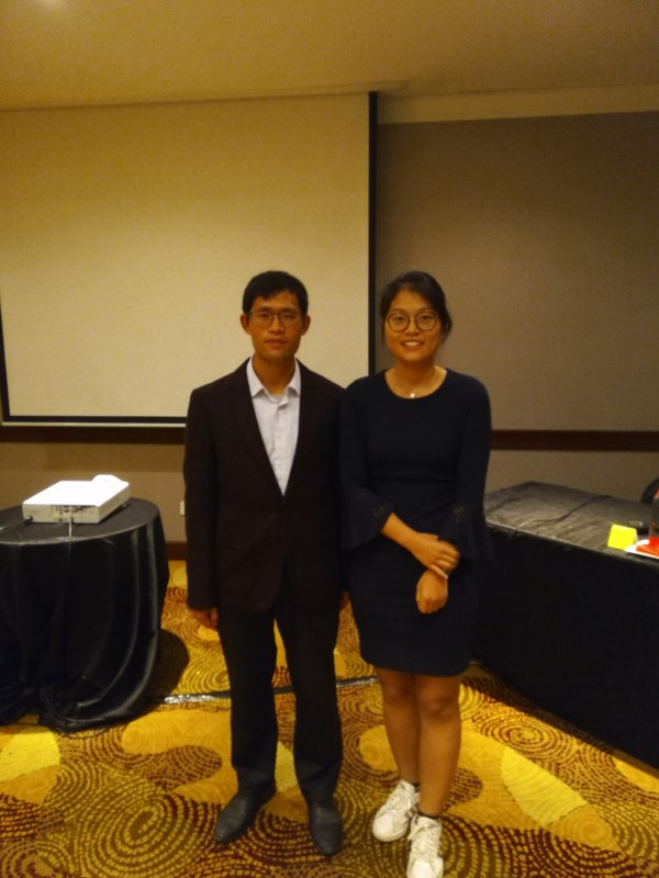 Photos of Mathematical Modelling and Numerical Simulation in Singapore #17