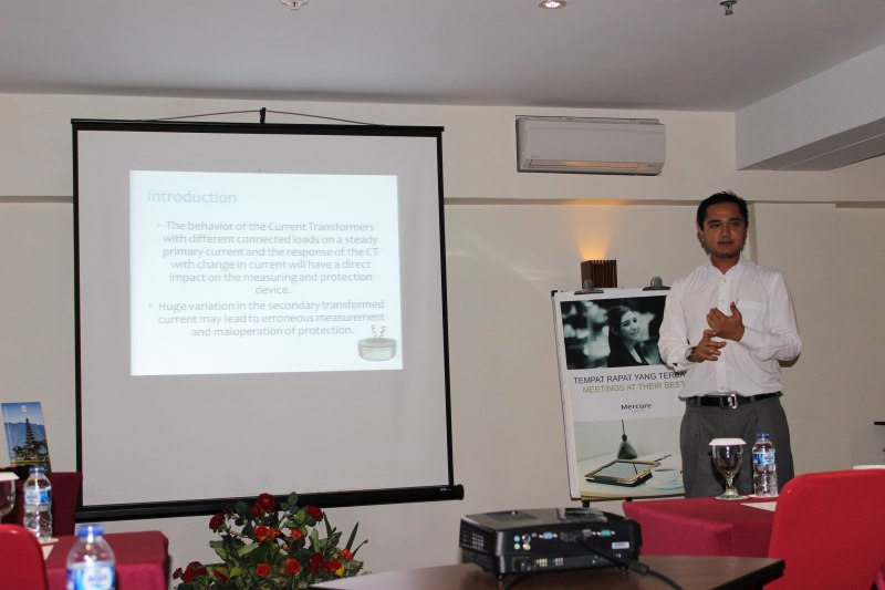 Photos of Advances in Geodesy and Geomatics Engineering in Bali #20