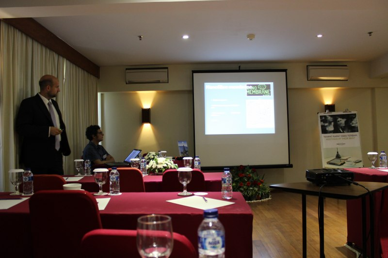 Photos of Advances in Geodesy and Geomatics Engineering in Bali #18