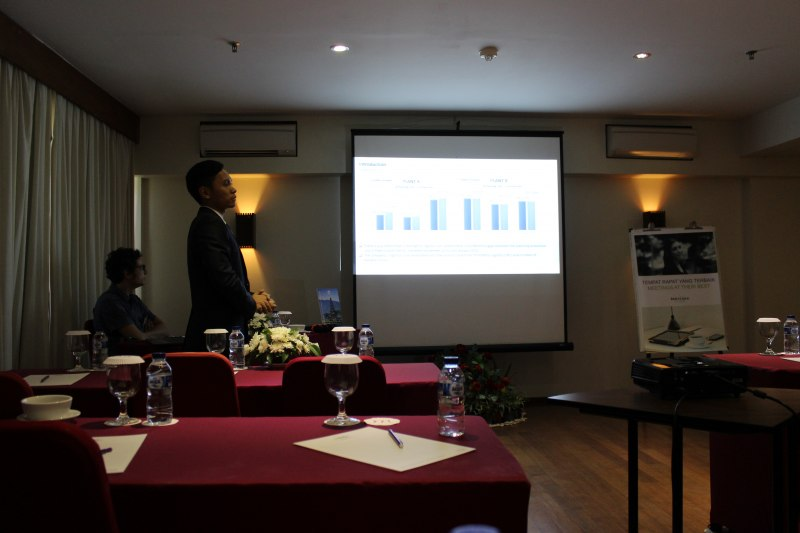 Photos of Decision Theory and Information Management in Bali #16
