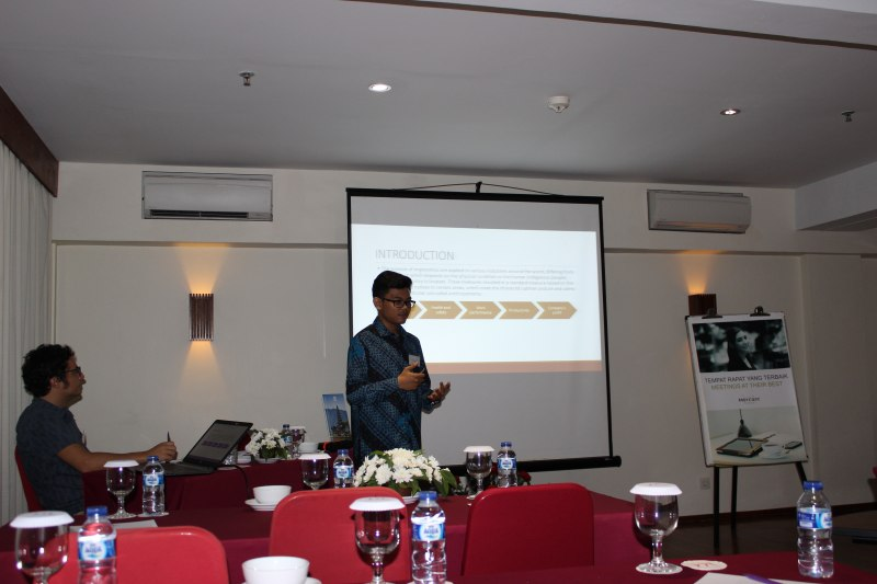Photos of High Performance Computing in Simulation and Modelling in Bali #15