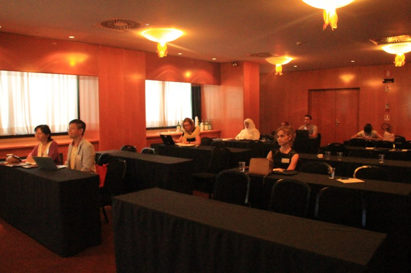 Photos of Nanostructured Ceramics and Bioceramics in Rome #39