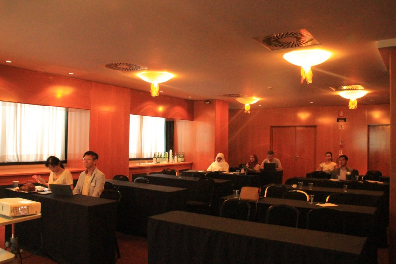 Photos of Advances in Nanostructured Films and Coatings in Rome #30