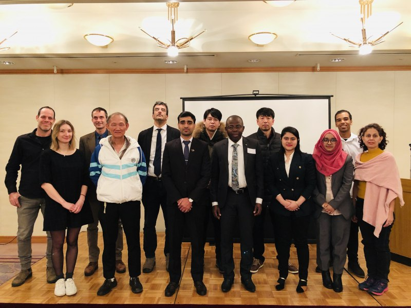 Photos of Neuropharmacology of Anticonvulsants in Tokyo #2