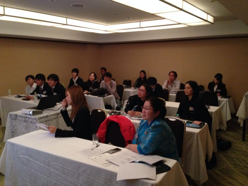 Photos of Advances in Quality Management in Kyoto #6
