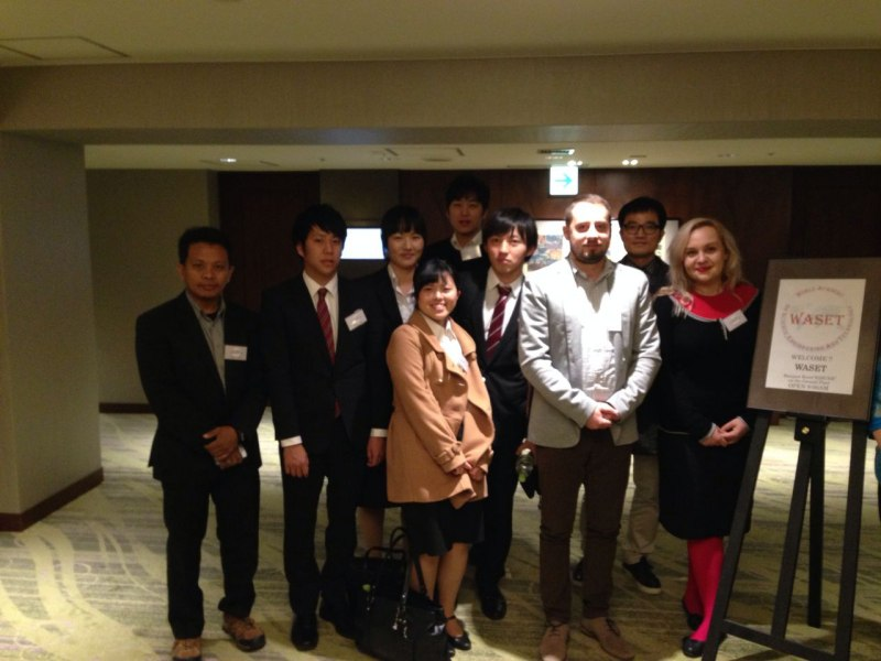 Photos of Nanotechnology Textiles and Technology in Kyoto #4