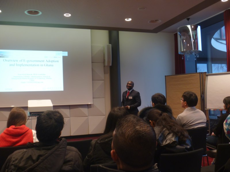 Photos of Signal Processing, Communications and Networking in Zurich #29